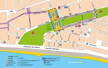 NOUVEAUTE Carnaval de Nice 2017 - Plans tribunes | Nice Tourisme | Scoop.it