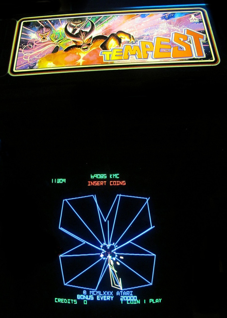 Polybius, The Legendary Video Game The Government Used To Brainwash You | ed tech.computer class.writing ctr.ICT skills | Scoop.it
