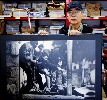 Ryuichi Hirokawa a tout vu à Fukushima - Le monde bouge - Télérama.fr | Fukushima and aftermath: issues about the radiation level | Scoop.it