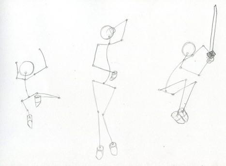 apprendre à dessiner le corps humain scoop it