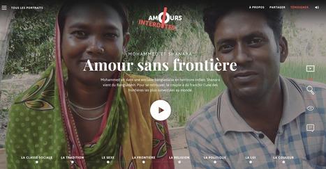 Amours Interdites - Qu'est-ce qui interdit d'aimer ? | Interactive & Immersive Journalism | Scoop.it