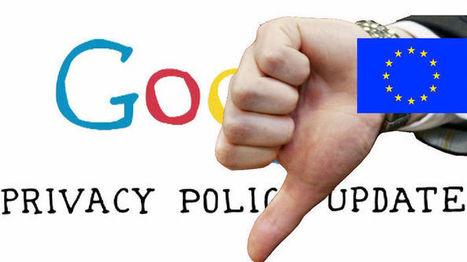 Dette er EUs personvernkrav til Google | Friprogsenteret | Scoop.it