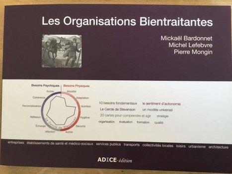 Les Organisations bientraitantes est paru illustré en cartes mentales et conceptuelles - [MIND MAPPING POUR TOUS] | Mind Mapping | Scoop.it