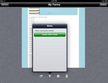 Accessing Google Docs with Forms App | HigherEd Using Curation | Scoop.it