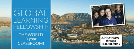 Apply for NEA Foundation Global Learning Fellowships   Education Today and Tomorrow   Scoop.it