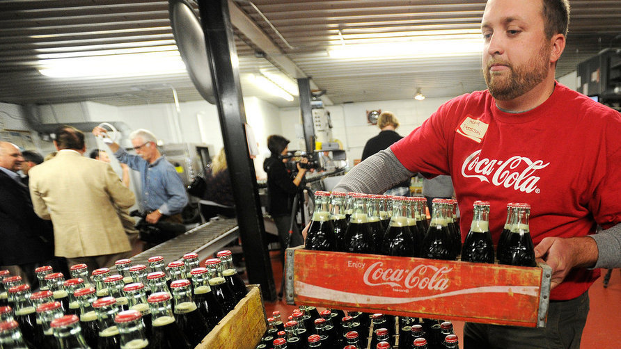 the coca cola company a threat Coca-cola trademark (includes diet coke and coca-cola zero) earned around 40% of the company's total revenue [1] while coca-cola is the most important product, it is only one of the 21 billion-dollar brands that the business owns.
