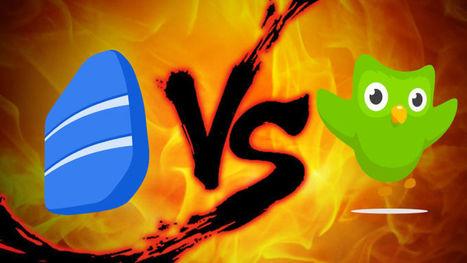 Language Learning Showdown: Rosetta Stone vs. Duolingo | Mobile Phones and  Language Learning | Scoop.it