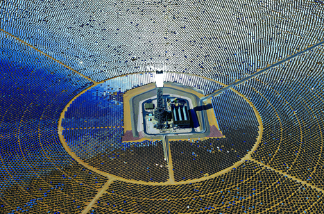 The World's Largest Solar Farm | Post-Sapiens, les êtres technologiques | Scoop.it