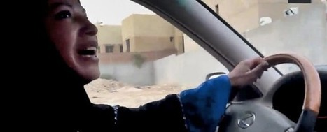 Saudi cleric: Driving harms women's ovaries and pelvis | The Daily ... | Independent and self oriented | Scoop.it