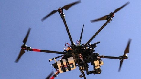 CNN's Drone Journalism Is Just the Beginning | Rise of the Drones | Scoop.it