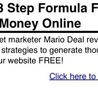 My multi level markeing website