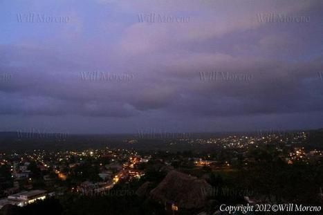 San Ignacio Town in the Cayo District of Belize just after Sunset | Belize in Photos and Videos | Scoop.it