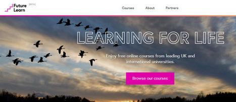 FutureLearn presenta sus primeros 20 cursos universitarios gratuitos   Recull diari   Scoop.it