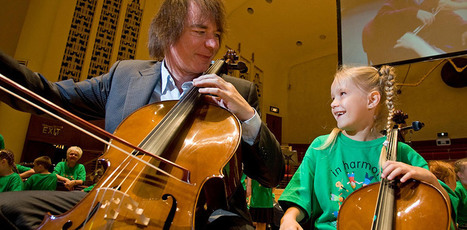 Opinion Julian Lloyd Webber | Features | Sinfini Music | Arts Administration | Scoop.it