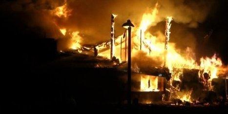 La Maison de la vigne et du vin d'Apremont (Savoie) ravagée par un incendie - France 3 Alpes | Vos Clés de la Cave | Scoop.it