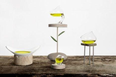 Innovation: Nouveaux verres à dégustation   Jus d'olive   Jus d'Olive   Scoop.it