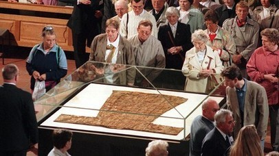 Christ's 'Seamless Tunic' on Display for First Time in 16 Years | Christian News | Scoop.it