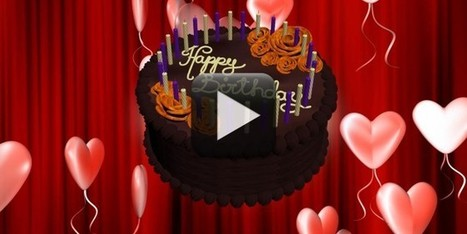 Happy Birthday Animation Wishes Images Video