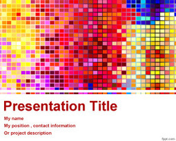Free Colorful Powerpoint Template Free Powerp