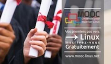 MOOC : tout sur Linux | TIC et TICE mais... en français | Scoop.it
