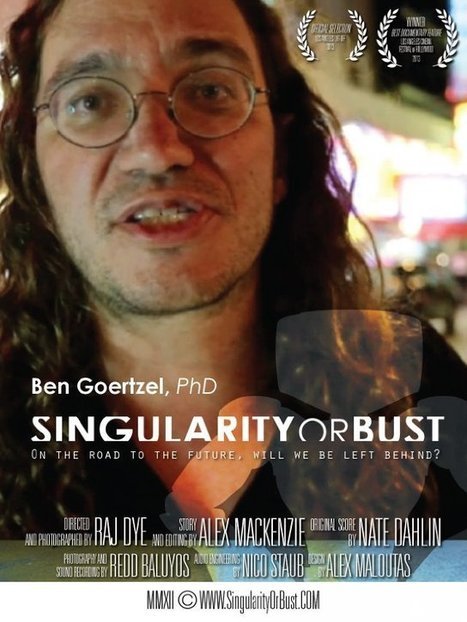 Singularity or Bust award-winning documentary now viewable free online | KurzweilAI | Computational Design | Scoop.it