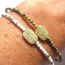 Dans ma liste d'envies pour Noël, les bracelets 5 octobre - Comptoir des Filles | Comptoir des Filles | Scoop.it