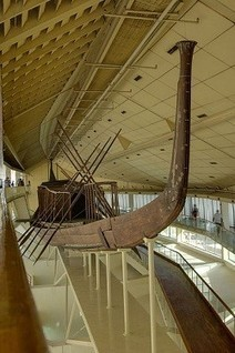 Sacred ship from ancient Egypt is undergoing restoration | Discovering Ancient Egypt | Scoop.it