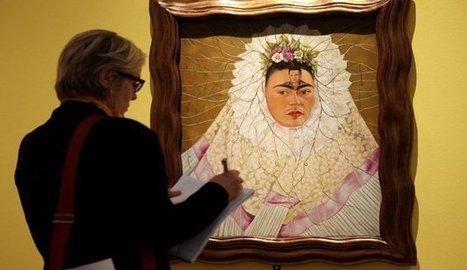 60 frases de Frida Kahlo - Chilango | Montar el Mingo | Scoop.it