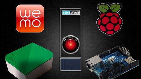 Raspberry Pi Arduino In Veille Sur La Domotique Et Les