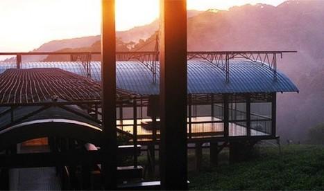 Sri Lanka's First LEED Platinum Eco-Resort | Design and luxe | Scoop.it