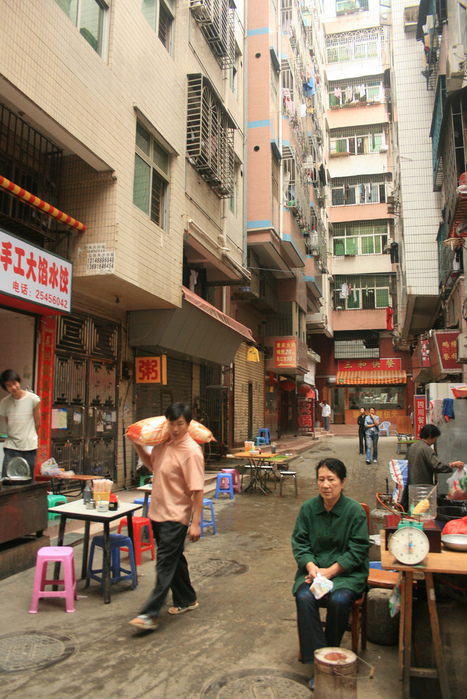 Shenzhen: Villages within a City   Sustainable Cities Collective   Dense Living   Scoop.it