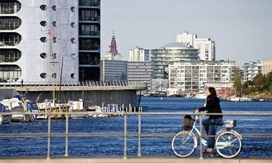 Tackling climate change: Copenhagen's sustainable city design | green streets | Scoop.it