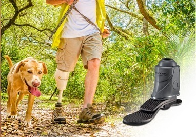Truly Mobile App: This Artificial Foot Is Controlled With an iPhone   Technology is the Mind   Scoop.it