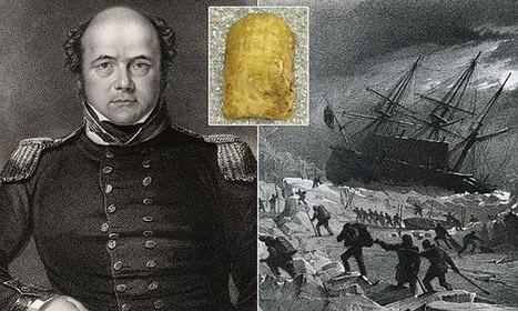 170-year-old thumbnail reveals fate of HMS Terror crew | ScubaObsessed | Scoop.it