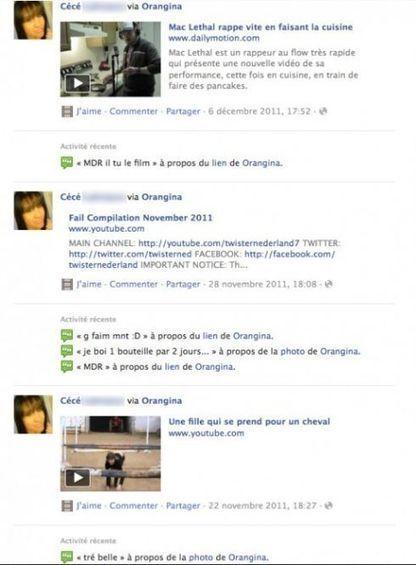 Orangina trompe ses fans sur Facebook | Coups de pub | Exemples à ne pas suivre sur les réseaux sociaux | Scoop.it