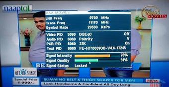DD Freedish Channels List (MPEG-2) - February 2