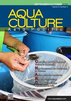 MAGAZINE: AQUA CULTURE Asia Pacific - Volume 9, Number 5 - September / October 2013 | Aquaponics~Aquaculture~Fish~Food | Scoop.it