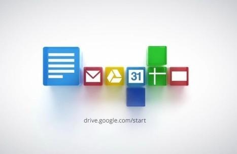 10 astuces pour Google Drive | Going social | Scoop.it