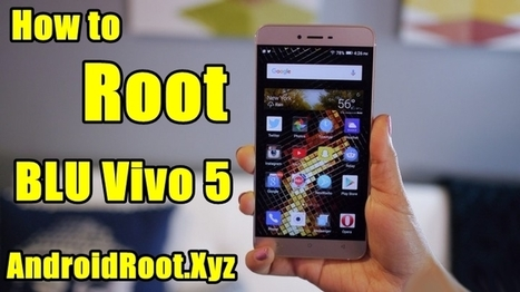How to Root BLU Vivo 5 without PC | Technology