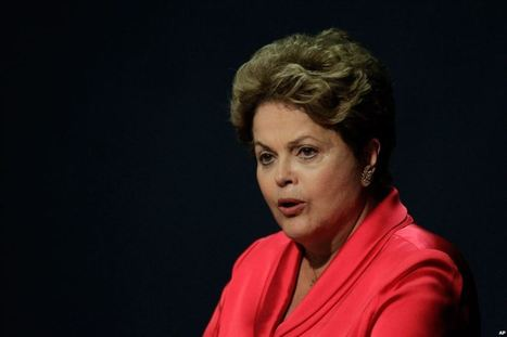 Brazil's Anti-Spying Internet Push Could Backfire, Industry Says - Voice of America | Wired State -- the new networked powers-that-be | Scoop.it