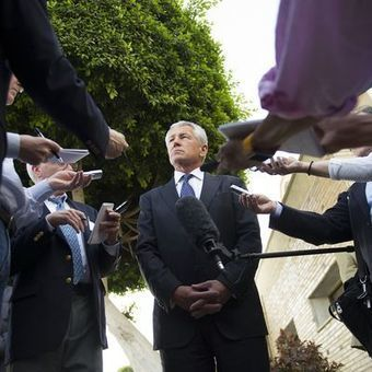Hagel skeptical of Syria chemical weapons claims | Coveting Freedom | Scoop.it