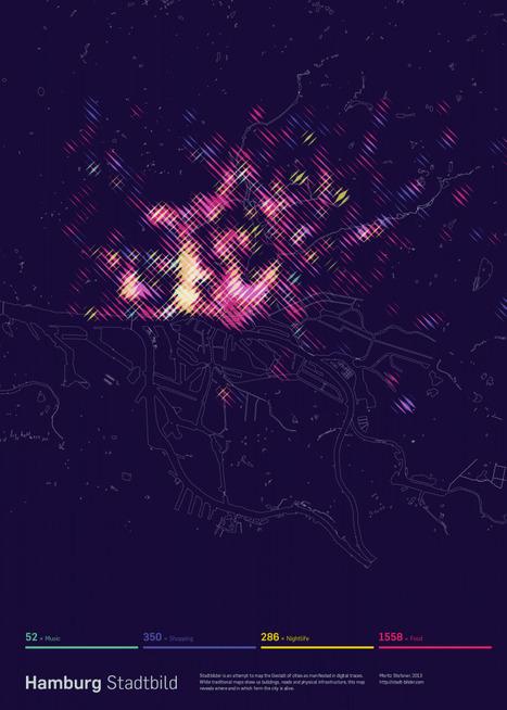 Voorbeeld: Stadtbilder | Datavisualisatie | Scoop.it