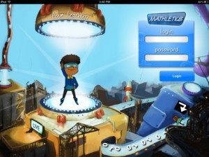 """Mathletics Meets iPad in Schools - The """"Learnification of Gaming"""" 