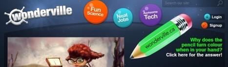 Wonderville, para que niños jueguen con la tecnología y la ciencia.-   Technology in schools   Scoop.it