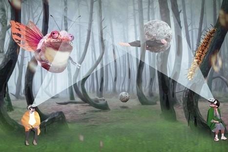 Réalité Virtuelle : le premier VRrOOm Sanctum Theatre ouvre en France…   TV sur le web   Scoop.it