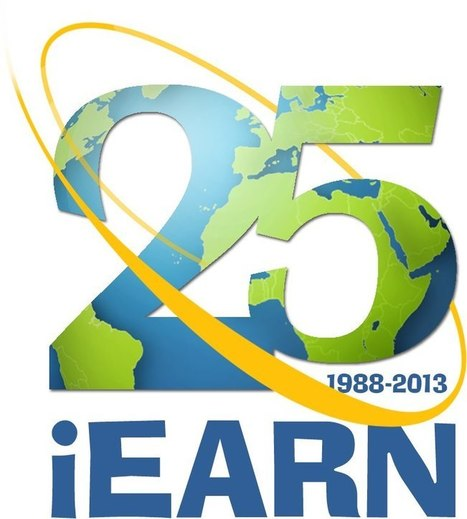 iEARN 25th Anniversary Logo Unveiled | iEARN in Action | Scoop.it