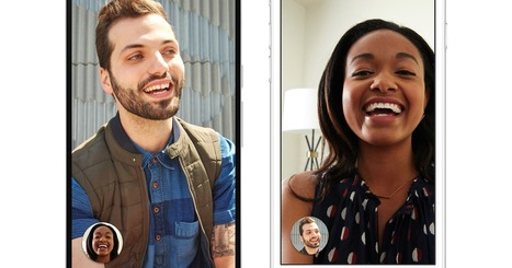 Google launches video chat app to compete with Apple's FaceTime | Techy Tips | Scoop.it