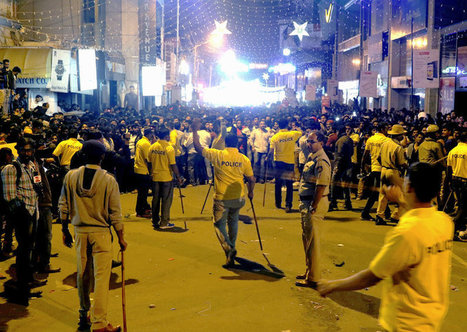 Women Push Back After Mass Groping At Bangalore New Year's Event | A Voice of Our Own | Scoop.it