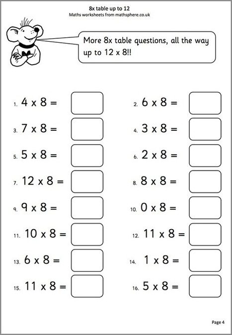 Year 1 Maths Homework Sheets | ltilaleradac | ...