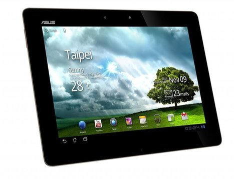 Asus Announces the Transformer Prime – The World's First Tegra 3 Quad-core Tablet.   mlearn   Scoop.it